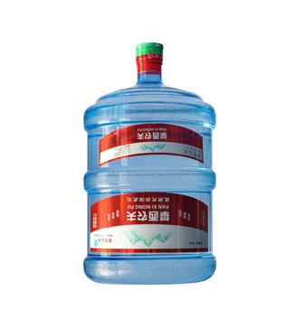 攀西农夫: 饮用天然深层泉水