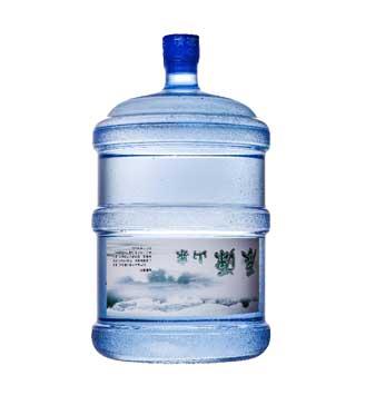 辰源山泉: 来自大山深处的天然饮用水