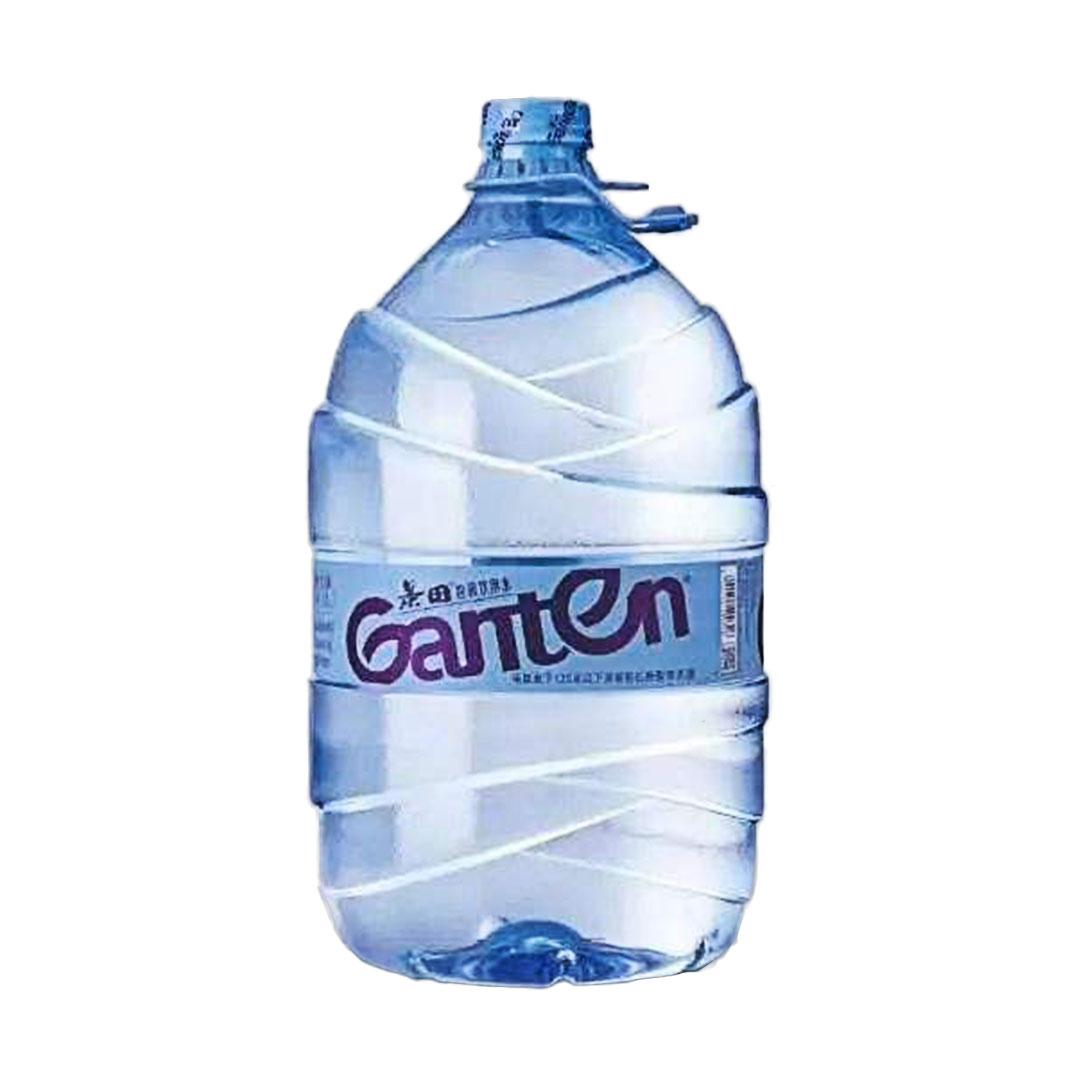 【10箱起送】景田百岁山14.8L一次性桶装水,买十箱赠一箱