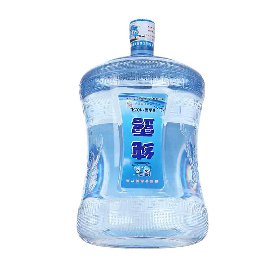 纯露饮用天然泉水18.9L