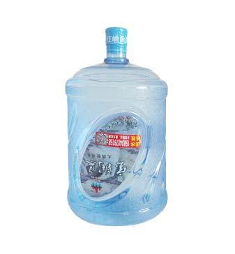 【2桶起送】宝润泉天然水17L,在线充值赠积分,赠饮水机!