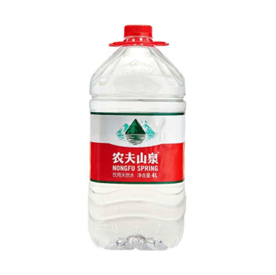 农夫山泉4升纯净水,,一桶起送