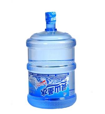 灵山圣水 饮用天然水桶装18.9L