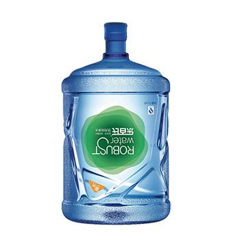 好水喝出健康来,乐百氏纯净水