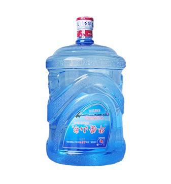 华荣山泉17L 包装饮用水-源自于花亭湖优质深层水