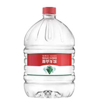 农夫一次性饮用天然水12升(免押金)