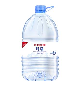 新品类,无需桶押金!川湖15升一次性桶装水,新用户必选